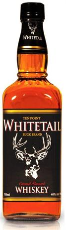Whitetail Caramel Flavored Whiskey